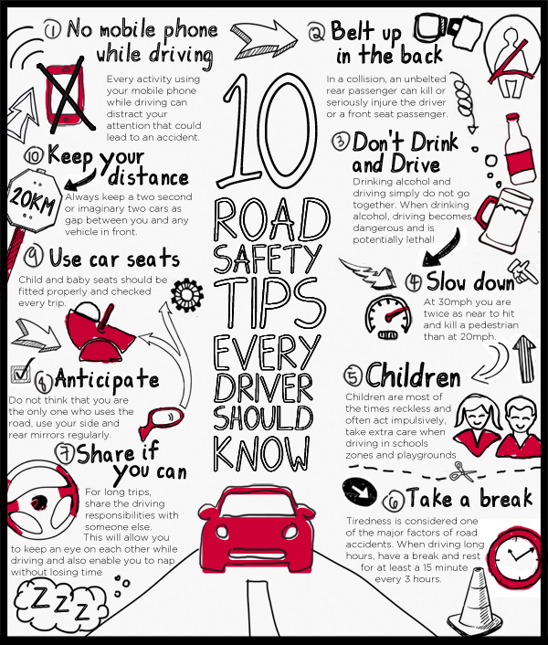 road safety tips pic