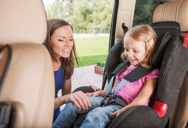 From Car Seat to Driver's Seat Keeping Kids Safe